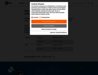 privatschwimmschule-duisburg.de screenshot