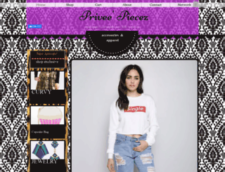 priveepiecez.com screenshot