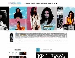 priyankadaily.tumblr.com screenshot