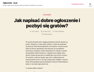 prizee.za.pl screenshot