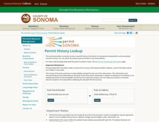prmd.sonoma-county.org screenshot