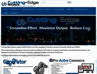 pro-activewebsites.com screenshot