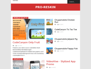 pro-reskin.blogspot.fr screenshot