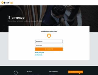 pro.bienici.com screenshot