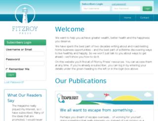 pro.fitzroypress.com.au screenshot