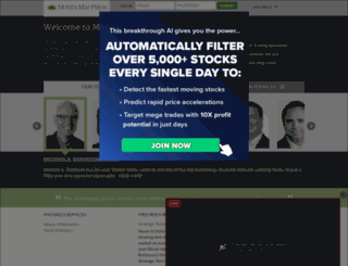 pro.moneymappress.com screenshot