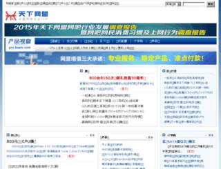 pro.txwm.com screenshot