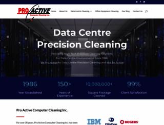 proactivecomputer.com screenshot