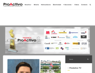proactivo.com.pe screenshot