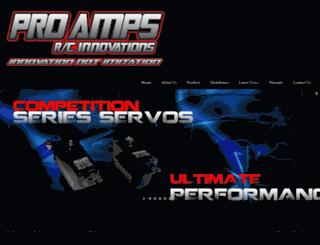 proampsrc.com screenshot