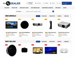 proavdealer.com screenshot