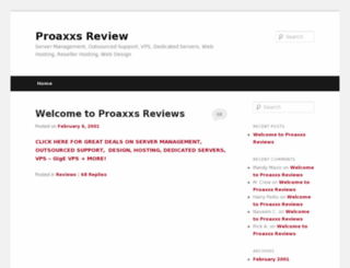 proaxxsreview.com screenshot