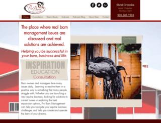 probarnmanagement.com screenshot