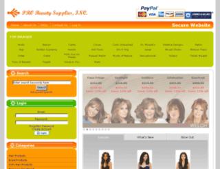 probeauty-supply.com screenshot