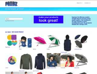 probiz.com.au screenshot