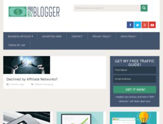probizblogger.com screenshot