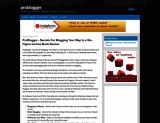 probloggers247.blogspot.com screenshot