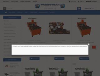 probotsan.com.tr screenshot