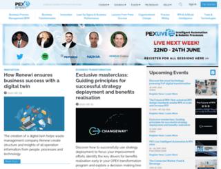 processexcellencenetwork.com screenshot