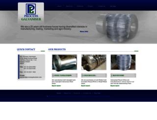 processgalvanizer.com screenshot