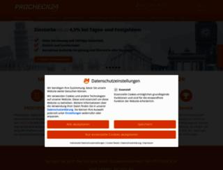 procheck24.de screenshot
