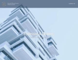 procleaning.com.au screenshot