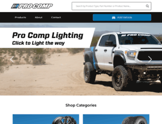 procompwheels.com screenshot