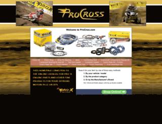procross.com screenshot