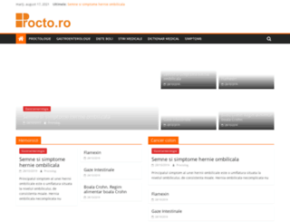 procto.ro screenshot