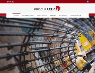 procurafrica.com screenshot