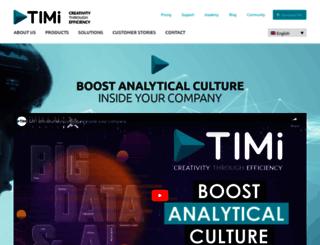 prodatamine.com screenshot
