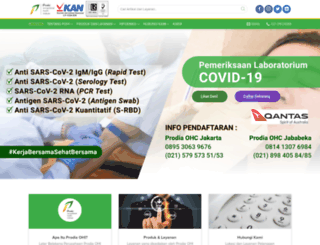 prodiaohi.co.id screenshot