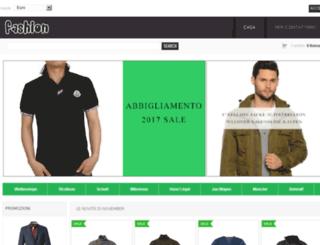 prodottitipici-campani.it screenshot