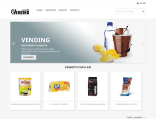 prodottivending.it screenshot