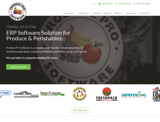 producepro.com screenshot