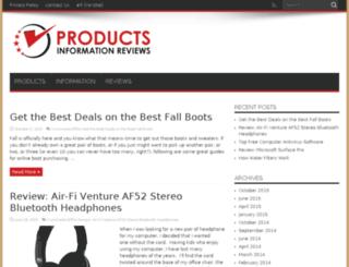 product-info-review.com screenshot