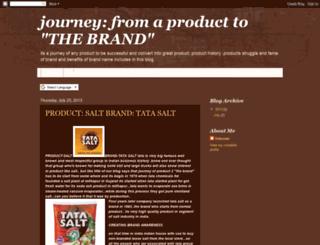 product2thebrand.blogspot.com screenshot