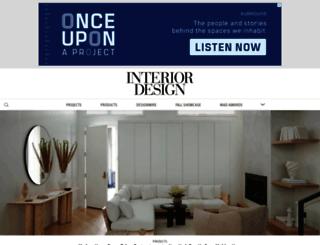 productfind.interiordesign.net screenshot