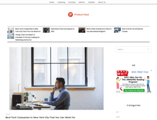 producthuntalert.com screenshot