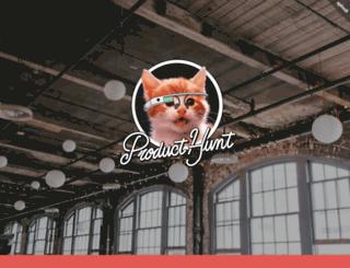 producthunttoronto.splashthat.com screenshot