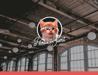 producthunttoronto2.splashthat.com screenshot