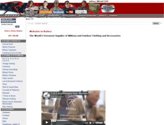 productionframe.rothco.com screenshot