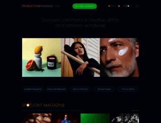 productionparadise.com screenshot