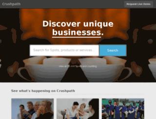 productivity-director.crushpath.me screenshot