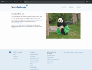 productivity.stackexchange.com screenshot