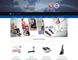 productosentv.com screenshot