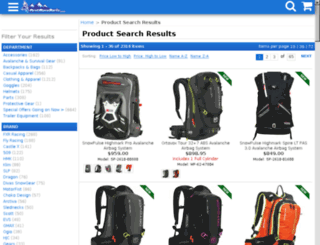 products.firstplaceparts.com screenshot