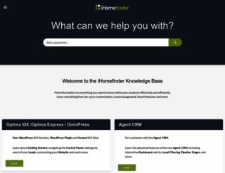 products.mlslidx.com screenshot