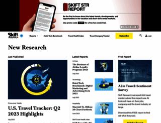 products.skift.com screenshot