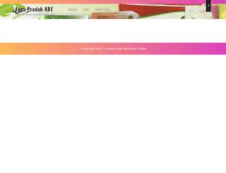 produkabe.net screenshot